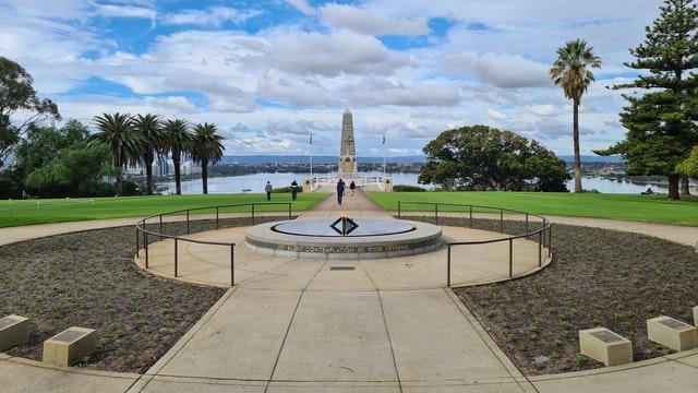 Western Australian Botanic Garden, Kings Park, Australia