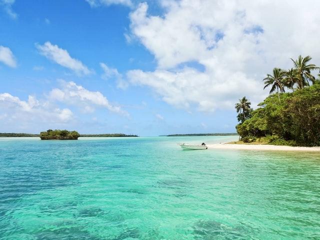 beautyfull coastline