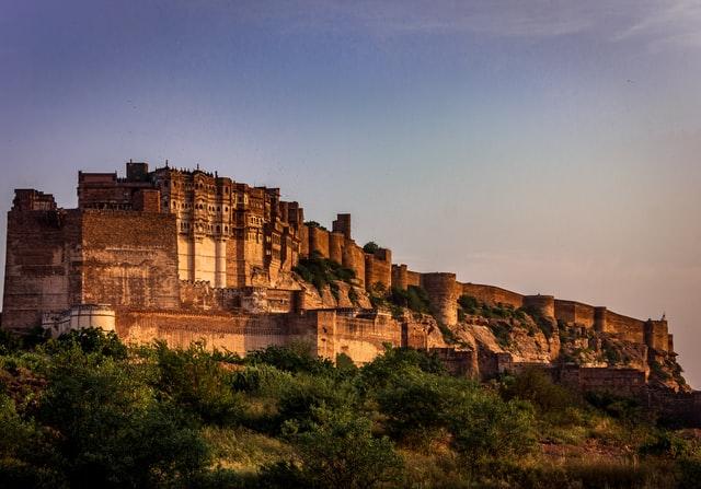 Mehranghar Fort